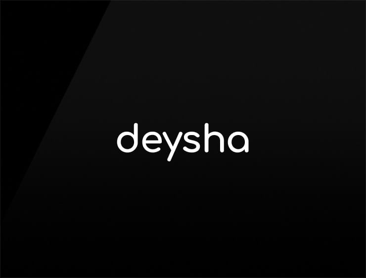 brandable domain for sale DEYSHA.COM