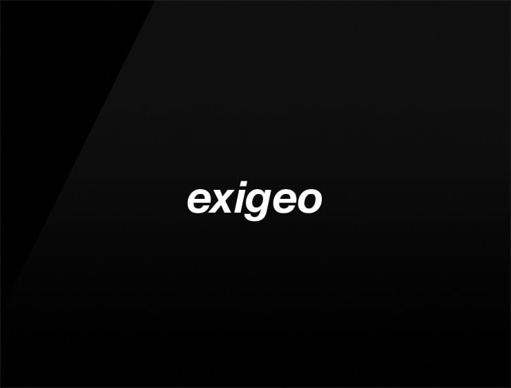 cool name for company EXIGEO