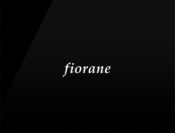luxury brand names fiorane